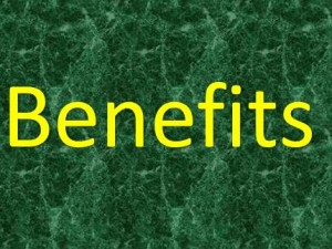 Benefits for Buyers / Sellers