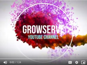 GrowServe YouTube Channel